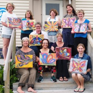 Beginners painting class