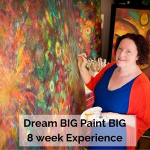 Dream BIG Paint BIG