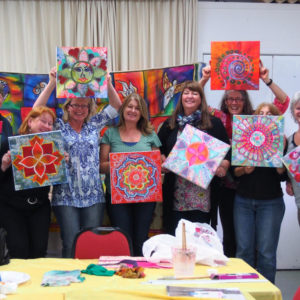 Art workshop Painting Happiness