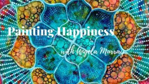 Painting Happiness Online